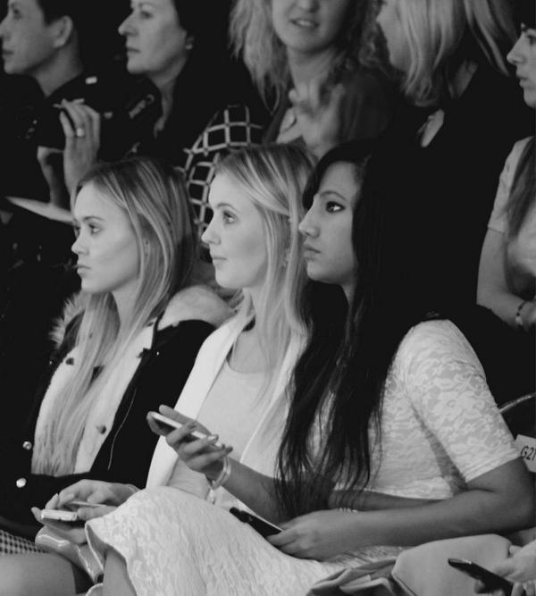 fashionista ct Fashion week VIP front fow Mercedes Benz fashion week lauren campbell, MBFWCT front row, front row ,Lauren Campbell VIP