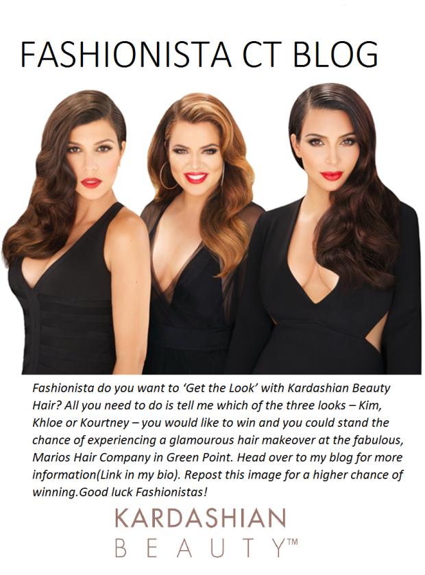 Fashionista CT Kardashian beauty kim kardashian lauren campbell